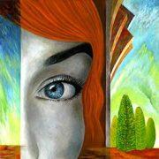 In Out art by Daniel Heller