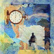 Time persistence art by Daniel Heller