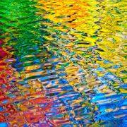 Reflection 18 art print