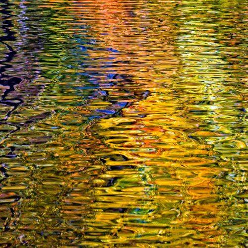 Digital painting Reflection 31 by artist Daniel Heller