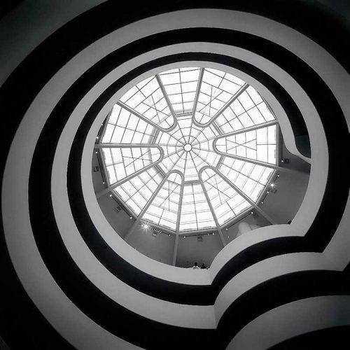 Guggenheim by Daniel Heller