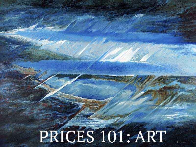Prices 101: Art