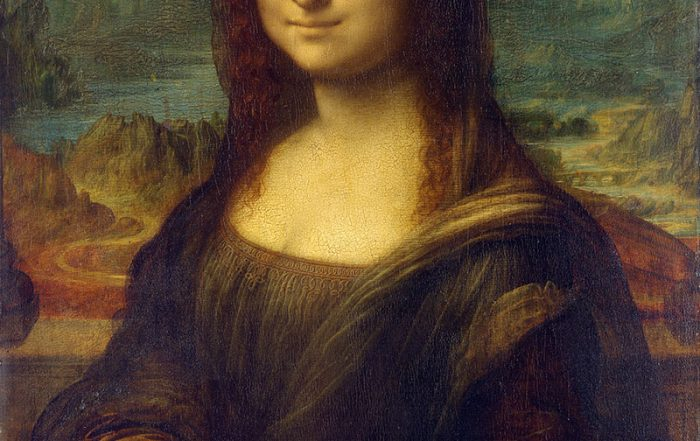 Famous paintings Mona lisa painting