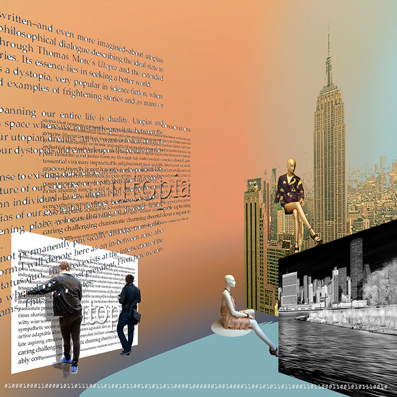 It takes two to Tango Word+Image Art interactions-Book